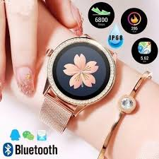 2019 New <b>M8 Smart Watch Women</b> IP68 Waterproof Lady Heart ...