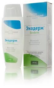 Экодерм <b>шампунь для чувствительной кожи</b> — купить по ...