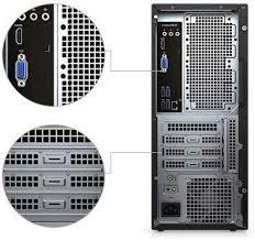 <b>Dell Vostro</b> 3670 Mid Size Tower Business Computer 6 Core 3.2 ...