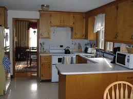 small u shaped kitchen design: home design interior u shaped kitchen with square island ideas