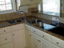sink cabinet size