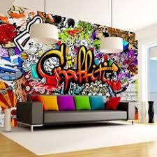 <b>beibehang papel de</b> parede wall paper Custom baby colorful graffiti ...