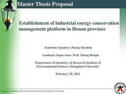 To present my thesis in front of a huge crowd