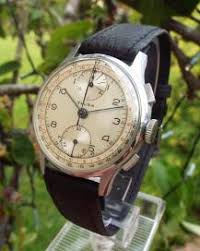 antique mens watches for loveantiques com 1940s thuya chronograph watch
