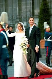 La boda de la Infanta Cristina