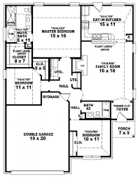 One story bedroom  bath french traditional style    House Plan Details Need Help  Call us      PLAN
