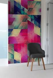 stick wall tiles quotxquot: create a captivating accent wall with geometric patterned wall tiles