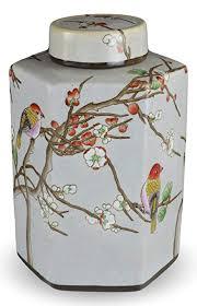 Classic Famille Rose Porcelain Vase, Birds and ... - Amazon.com