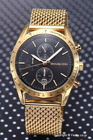 trend watch rakuten global market michael kors michael kors michael kors michael kors mens watch accelerator chronograph accelerator chronograph black x gold mk8388