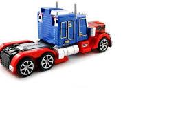 28128 <b>Feng Yuan Радиоуправляемый робот</b> трансформер грузовик