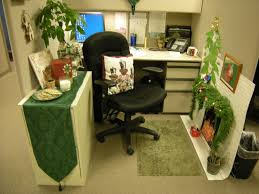 office cubicle design chic small home office cubicle decoration christmas green theme used leather black chair black middot office