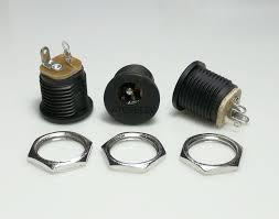 1pc <b>5.5mm x 2.1mm</b> / <b>2.5mm</b> 12V 3A DC Power Female Socket Jack ...