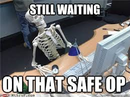 still waiting on mkhitaryan - Waiting skeleton - quickmeme via Relatably.com