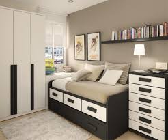 Small Grey Bedroom Exquisite Small Kids Bedroom Design Ideas With Grey Paint Wall