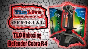 TLO Unboxing ( <b>Defender Cobra R4</b> Unboxing ) (rus) - YouTube