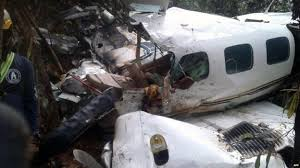 Image result for the plane that crash in colombia in picture