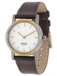 Женские <b>часы Boccia</b> Titanium 3247-02