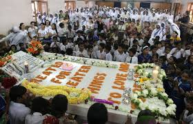 100th anniversary of Mother Teresa's birthday marked - People's ...