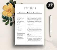 50 creative resume templates you won t believe are microsoft word resume template cv template 10