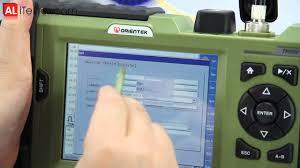 How to use the ORIENTEK <b>TR600 OTDR</b> to Test the Optical Fiber <b>Link</b>