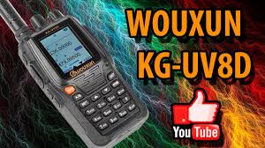 <b>WOUXUN KG</b>-<b>UV8D plus</b> ОБЗОР и сравнение с BAOFENG UV-5R ...