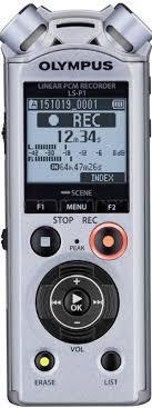 Диктофон <b>Olympus LS</b>-<b>P1</b>