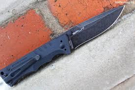 Купить нож <b>Складной нож Split Black</b> | Складной нож, Ножи, Клинок