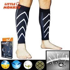 <b>1Pair Calf</b> Support <b>Compression</b> Leg <b>Sleeve</b> Sports Shin Splint ...