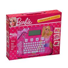 Купить Детский обучающий <b>планшет BARBIE</b> (<b>русско</b>-английский ...