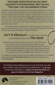 isn t it obvious revised eliyahu m goldratt ilan eshkoli joe revised eliyahu m goldratt ilan eshkoli joe brownleer 9780884271949 com books