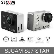 100% Оригинальные <b>SJCAM SJ7 STAR экшен камера</b> Wi Fi 4 К 2 ...