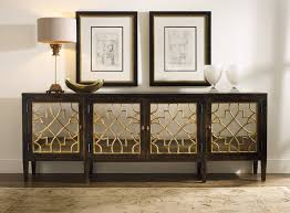 Dining Room Console Cabinets Furniture Contemporary Mirrored Console Table For Modern