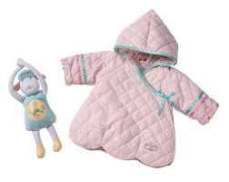 <b>Zapf Creation Baby Annabell</b> Good morning deluxe set- SB Doll