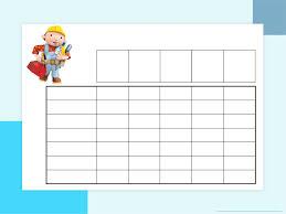 blank potty training chart blank potty training chart