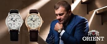 Купить наручные <b>часы Orient</b> (Ориент) | Russian-watch.ru