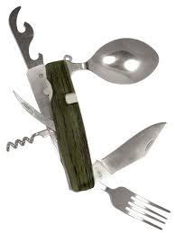 <b>Походные</b> вилка-ложка Pirat 9580454 в интернет-магазине ...