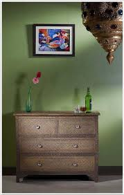 embossed brass metal chest of drawer dresser brass and metal furniture