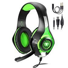 TURN RAISE <b>3.5 mm</b> Stereo Gaming Headset for PS4, <b>PC</b>, Xbox