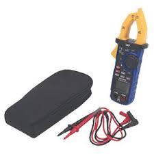 LAP <b>Digital Clamp Meter</b> 600A | Clamps & Jaw Testers | Screwfix.com