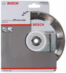 <b>Диск алмазный</b> для УШМ (<b>150х22,2</b> мм) <b>Bosch</b> 2.608.602.198 ...