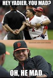 San Francisco Giants meme. Brandon Crawford | OMG LOL!!! | Pinterest via Relatably.com
