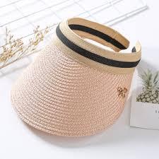 sky top grass hat female <b>holiday vacation</b> leisure parent-child visor ...