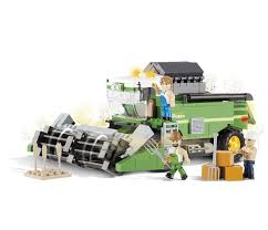 <b>Конструктор</b> Комбайн <b>Cobi</b> Action Town. <b>Combine</b> Harvester (<b>COBI</b> ...