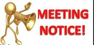 Image result for notice meeting