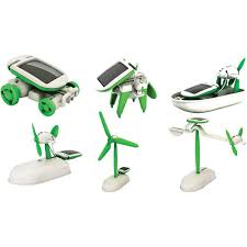OWI Robots <b>6-in-1</b> Educational <b>Solar</b> Kit - Walmart.com - Walmart.com
