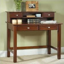 home styles 5532 162 hanover student desk and hutch cherry finish by home styles cherry veneer home furniture