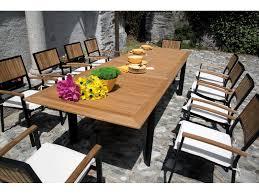 Tavolo In Teak Manutenzione : Dettagli in questa serie di mobili il calore del teak si