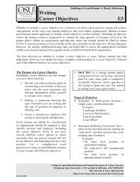 cover letter objective for resume examples entry level resume cover letter entry level resume objective for finance sample communicstion entry objectiveobjective for resume examples entry