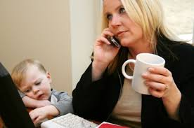 STUDY: PARENTS SPENDING 11 HOURS A DAY ON MOBILES...