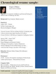 3 gregory l pittman senior travel consultant junior travel consultant resume